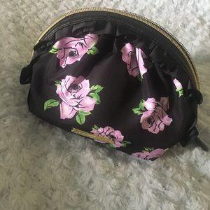 NWOT Betsey Johnson Cosmetic Makeup Bag